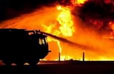 Uzbekistan: Nổ nhà máy hóa chất Ferganaazot, gây thương vong