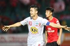 Công Phượng lập công, Hoàng Anh Gia Lai leo lên tốp 4 V-League