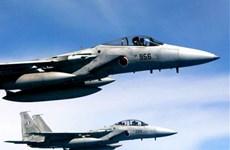 Nhật Bản tăng cường máy bay chiến đấu để đối phó Trung Quốc