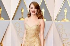 Dàn sao nữ khoe sắc với trang phục gợi cảm tại Oscar 2017