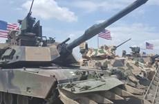 Tổng thống Mỹ Donald Trump đề xuất tăng ngân sách quốc phòng