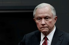 Bộ trưởng Tư pháp Mỹ rút khỏi cuộc điều tra bầu cử Tổng thống