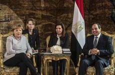 Ai Cập và Đức hợp tác chống khủng bố và nạn di cư trái phép