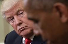 Ông Trump tiếp tục công kích chính quyền cựu Tổng thống Obama