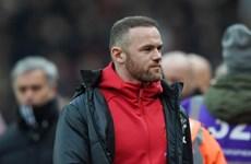 Jose Mourinho loại Rooney khỏi danh sách dự trận gặp Rostov