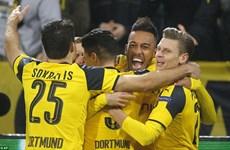 Dortmund thắng vùi dập Benfica, ngược dòng thẳng tiến tứ kết