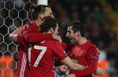 Kết quả Europa League: M.U giành lợi thế, AS Roma thua thảm
