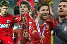 Những hình ảnh đáng nhớ trong sự nghiệp bóng đá của Xabi Alonso