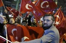 """Thổ Nhĩ Kỳ tố Đức """"hậu thuẫn"""" mạng lưới của Giáo sỹ Gulen"""