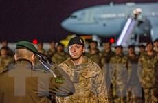 Anh cử 800 quân và 300 xe cơ giới đến đóng tại Estonia