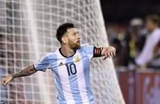 Lionel Messi lập công, Argentina nhọc nhằn đánh bại Chile