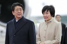 Ông Abe bị cáo buộc liên quan tới bê bối ở trường Moritomo Gakuen
