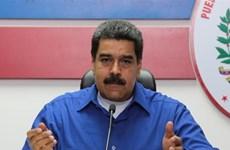Tổng thống Venezuela điện đàm với người đồng cấp Panama, Mexico