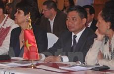 Việt Nam ủng hộ phong trào cánh tả vì hòa bình và thịnh vượng