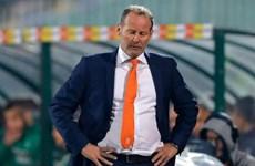 Đứng trước nguy cơ bị loại, Hà Lan sa thải HLV Danny Blind