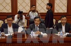 Campuchia: Ban lãnh đạo mới của CNRP vẫn chưa được công nhận