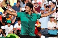 Hạ Berdych, Roger Federer đối đầu Nick Kyrgios ở bán kết