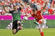 Bayern hủy diệt Augsburg: Sẵn sàng quyết chiến Dortmund, Real!