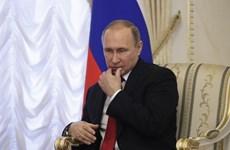 Tổng thống Putin có mặt ở St Petersburg khi xảy ra nổ tàu điện ngầm