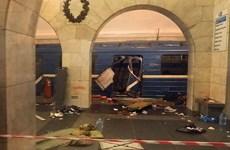 Người lái tàu giúp giảm thương vong vụ nổ tàu điện ngầm St Petersburg