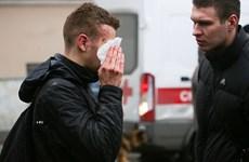 Thống đốc St Petersburg: 50 người bị thương trong vụ nổ tàu điện ngầm