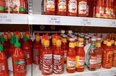 Tương ớt Sriracha của Mỹ thử vận may trên thị trường Việt Nam