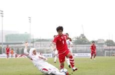 Myanmar tạm chiếm ngôi đầu của Việt Nam sau chiến thắng 14-0