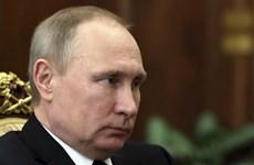 Hội đồng An ninh Nga họp khẩn cấp thảo luận về tình hình Syria