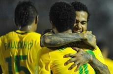 Bảng xếp hạng FIFA: Brazil trở lại số 1, Việt Nam áp sát Thái Lan