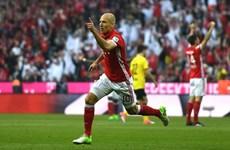 """Bayern chạy đà cho """"đại chiến"""" với Real bằng màn hủy diệt"""