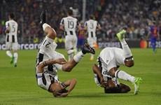 Paulo Dybala lập cú đúp, Juventus thắng vùi dập Barcelona