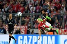 Kết quả chi tiết các trận lượt đi vòng tứ kết Champions League