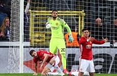 M.U đánh rơi chiến thắng trước Anderlecht ở những phút cuối
