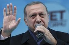Thổ Nhĩ Kỳ tuyên bố xem xét lại quan hệ với Liên minh châu Âu