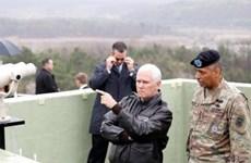 Mỹ tuyên bố để ngỏ mọi khả năng giải quyết vấn đề Triều Tiên