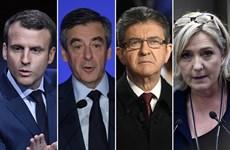 Bầu cử Pháp: 4 ứng cử viên cam kết mạnh mẽ ở giai đoạn nước rút
