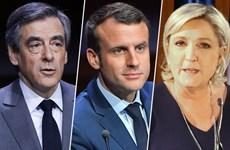 Bầu cử Pháp: 3 ứng cử viên có thể là đích ngắm của khủng bố