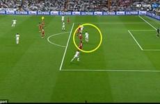 Ronaldo ghi 2 bàn thắng vào lưới Bayern Munich từ thế việt vị