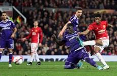 Xác định 4 đội vào bán kết Europa League sau loạt trận căng thẳng