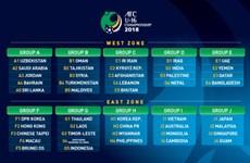 Việt Nam tái ngộ Australia tại vòng loại giải U16 châu Á 2018