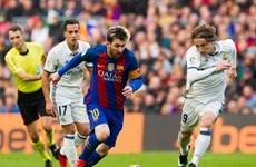 """Lịch trực tiếp: """"Kinh điển"""" Real-Barca, Arsenal đấu Man City"""