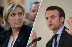 Truyền thông đánh giá cơ hội của 2 ứng cử viên Macron và Le Pen