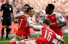 Bóng đá châu Âu: Arsenal bám đuổi tốp 4, Bayern đại chiến Dortmund