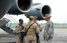 Lực lượng đặc nhiệm Mỹ bắt đầu rút khỏi Cộng hòa Trung Phi