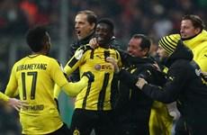 Đánh bại Bayern, Dortmund làm nên điều không tưởng ở DFB Cup