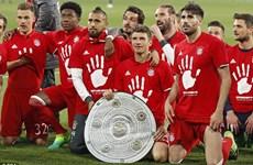"""Chủ tịch DFB: Bayern Munich đã tạo nên """"khoảnh khắc lịch sử"""""""