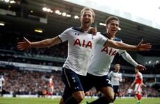 Hạ gục Arsenal, Tottenham cạnh tranh quyết liệt với Chelsea