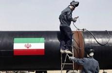 Iran triển khai giai đoạn đầu dự án sản xuất xăng dầu chiến lược