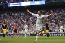 Ronaldo nói gì khi xô đổ hàng loạt kỷ lục ở Champions League?