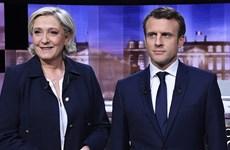 Bầu cử Pháp: Dư luận về cuộc tranh luận cuối cùng giữa hai ứng viên